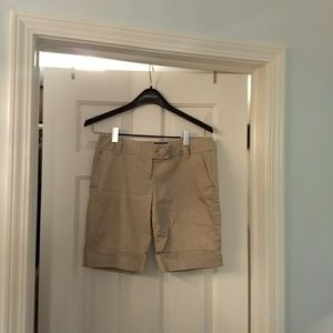 Rare Drew by The Limited Dress Shorts w/Cuffs, 4